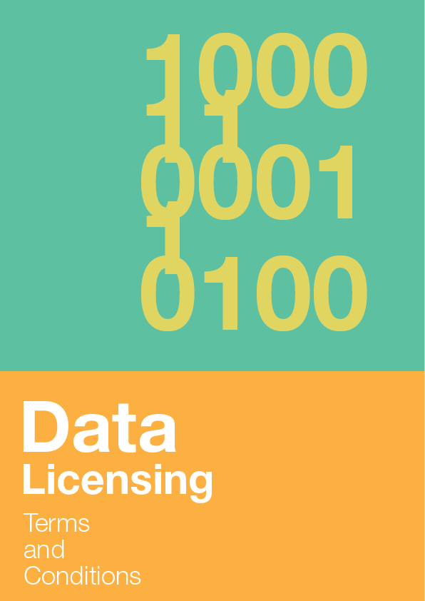 Data Licensing Terms and Conditions